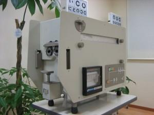 アコモドポリレコーダー(調節機能検査装置)